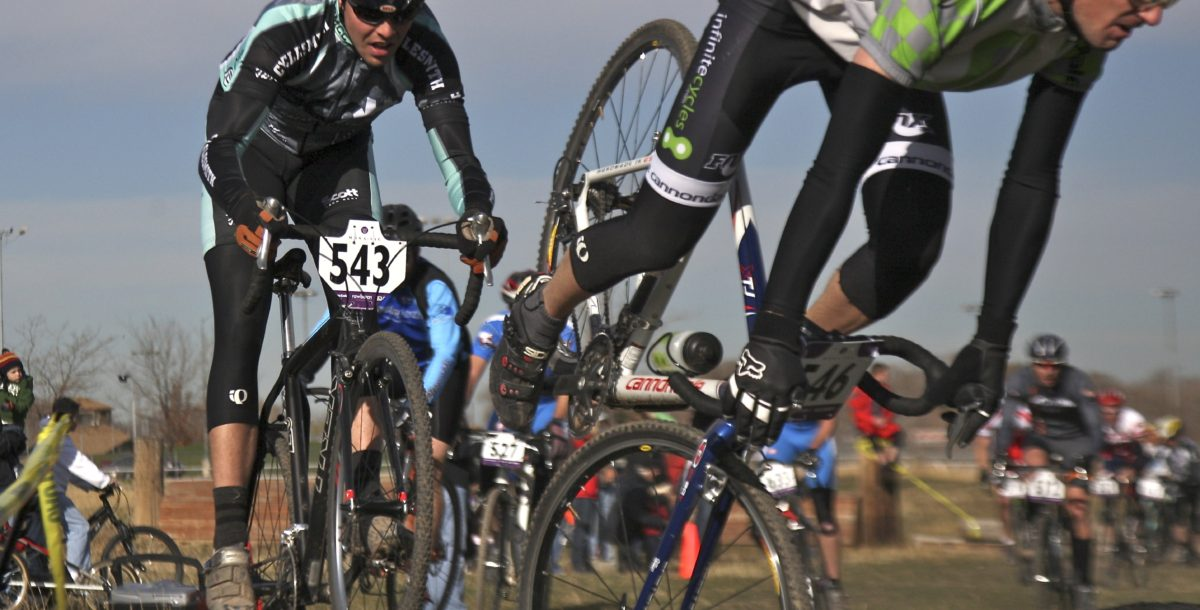 The 2008 Utah CycloCross championships were held on 22 Nov at the Weber Fairgrounds